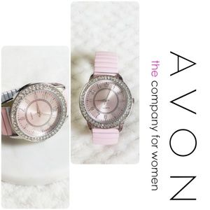 Brand New Baby Pink Watch